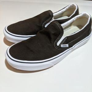 VANS CLASSIC SLIP ON (Black)